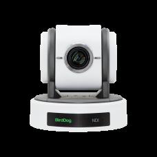 BirdDog Eyes P100 1080P full NDI PTZ Camera with SDI (White)