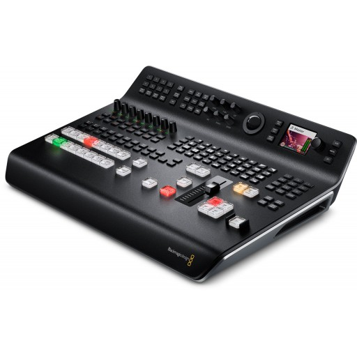 Blackmagic Design ATEM Television Studio Pro 4K - Live Production Switcher