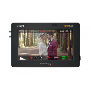 "Blackmagic Design Video Assist 5"" 12G-SDI/HDMI HDR Recording Monitor"
