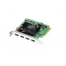 Blackmagic Design DeckLink Quad HDMI Recorder - Capture Card