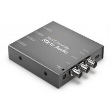 Blackmagic Design Mini Converter - SDI to Audio