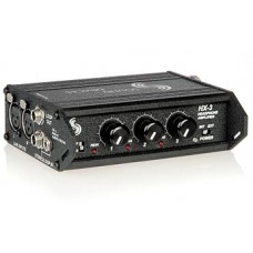 Sound Devices HX-3 Portable Headphone Distribution Amplifier