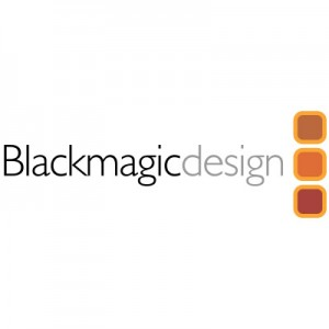 Blackmagic Design Banner